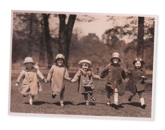 The Giffard Family Children Playing at Chillington Hall.jpg